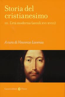 Storia del cristianesimo. Vol. 3: Letà moderna (secoli XVI-XVIII)..pdf