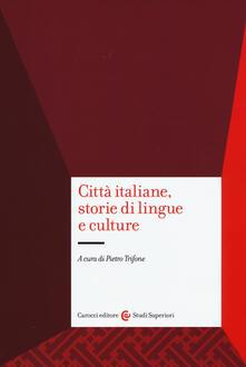 Winniearcher.com Città italiane, storie di lingue e culture Image