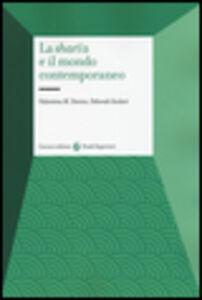 Foto Cover di La sharì'a e il mondo contemporaneo. Sistemi giuridici dei paesi islamici, Libro di Valentina M. Donini,Deborah Scolart, edito da Carocci