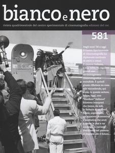Bianco e nero (2015). Vol. 581