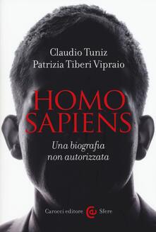 Daddyswing.es Homo sapiens. Una biografia non autorizzata Image