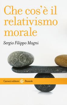 Che cosè il relativismo morale.pdf