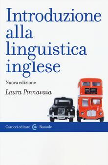 Winniearcher.com Introduzione alla linguistica inglese Image