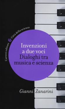 Steamcon.it Invenzioni a due voci. Dialoghi tra musica e scienza Image