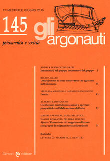 Rallydeicolliscaligeri.it Gli argonauti (2015). Vol. 145 Image