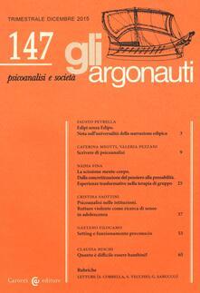 Osteriacasadimare.it Gli argonauti (2015). Vol. 147 Image