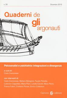 Cocktaillab.it Quaderni de «Gli argonauti» (2015). Vol. 30 Image