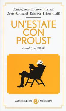 Aboutschuster.de Un' estate con Proust Image