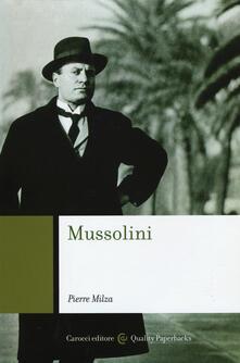 Warholgenova.it Mussolini Image
