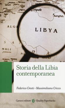 Storia della Libia contemporanea.pdf