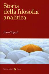 Storia della filosofia analitica