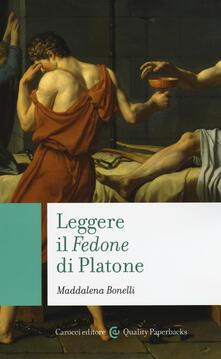 Daddyswing.es Leggere il «Fedone» di Platone Image