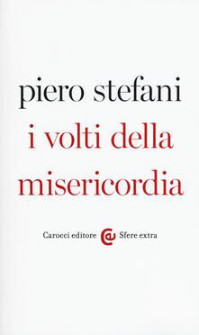I volti della misericordia - Piero Stefani - copertina