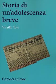 Listadelpopolo.it Storia di un'adolescenza breve Image