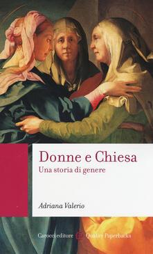 Mercatinidinataletorino.it Donne e Chiesa. Una storia di genere Image