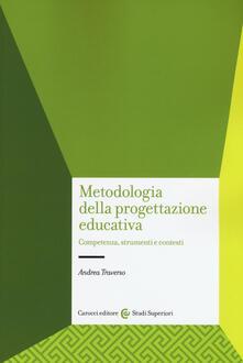 Parcoarenas.it Metodologia della progettazione educativa. Competenze, strumenti e contesti Image