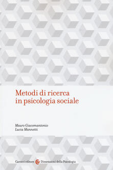 Daddyswing.es Metodi di ricerca in psicologia sociale Image