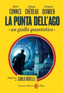 La punta dell'ago. Un giallo quantistico - Dayne Chereau,Alain Connes,Ugo Moschella,Jacques Dixmier - ebook