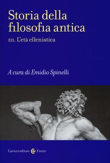 Storia della filosofia antica. Vol. 3: Letà ellenistica..pdf