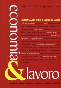 Economia & lavoro. Vol. 2