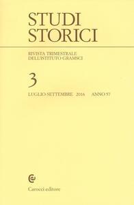 Studi storici (2016). Vol. 3