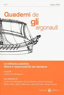 Squillogame.it Quaderni de «Gli argonauti» (2016). Vol. 31 Image