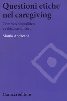 Lpgcsostenible.es Questioni etiche nel caregiving. Contesto biopolitico e relazione di cura Image