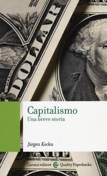Librisulladiversita.it Capitalismo. Una breve storia Image