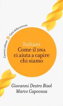 Vitalitart.it Italiani. Come il DNA ci aiuta a capire chi siamo Image
