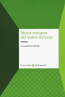 Grandtoureventi.it Storia europea del teatro italiano Image