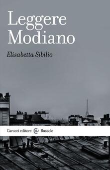 Leggere Modiano - Elisabetta Sibilio - ebook