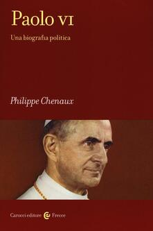 Filmarelalterita.it Paolo VI. Una biografia politica Image