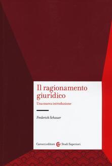 Il ragionamento giuridico. Una nuova introduzione.pdf