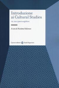 Libro Introduzione ai cultural studies. UK, USA e paesi anglofoni
