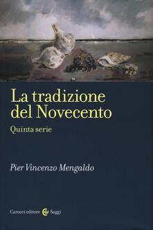 La tradizione del Novecento. Quinta serie.pdf