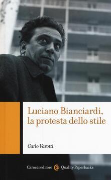 Winniearcher.com Luciano Bianciardi, la protesta dello stile Image