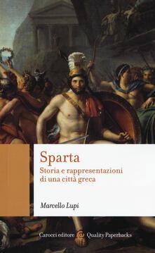 Sparta. Storia e rappresentazioni di una città greca.pdf