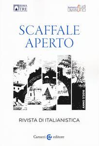 Scaffale aperto. Rivista di italianistica (2017)