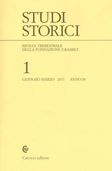 Librisulladiversita.it Studi storici (2017). Vol. 1 Image