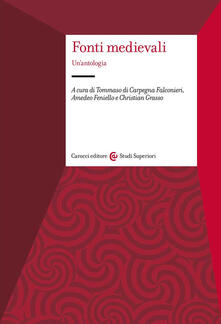 Fonti medievali. Unantologia.pdf