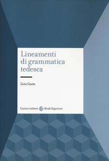 Lineamenti di grammatica tedesca.pdf