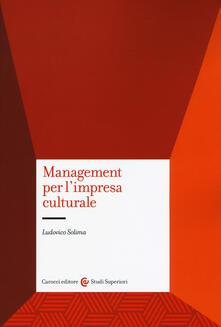 Capturtokyoedition.it Management per l'impresa culturale Image
