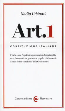 Voluntariadobaleares2014.es Costituzione italiana: articolo 1 Image