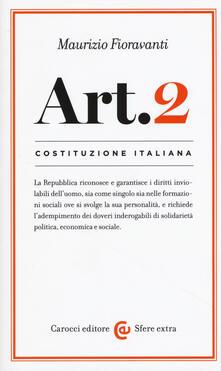 Fondazionesergioperlamusica.it Costituzione italiana: articolo 2 Image