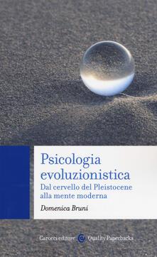 Amatigota.it Psicologia evoluzionistica. Dal cervello del Pleistocene alla mente moderna Image