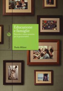 Educazione e famiglie