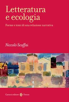 Antondemarirreguera.es Letteratura e ecologia. Forme e temi di una relazione narrativa Image
