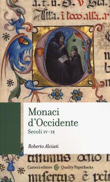 Cefalufilmfestival.it Monaci d'Occidente. Secoli IV-IX Image