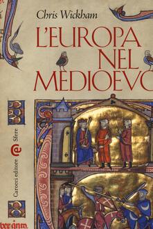 Osteriacasadimare.it L' Europa nel Medioevo Image