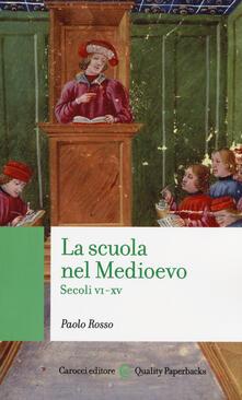 Warholgenova.it La scuola nel medioevo. Secoli VI-XV Image